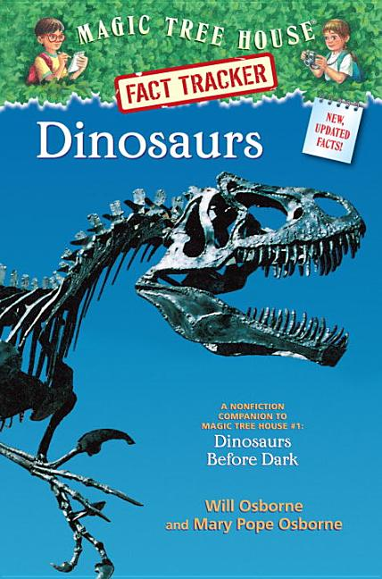 Dinosaurs: A Companion to Dinosaurs Before Dark