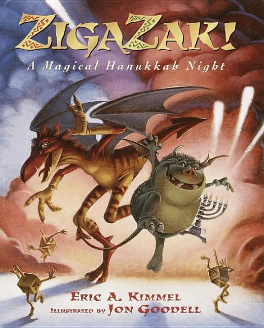 Zigazak!: A Magical Hanukkah Night