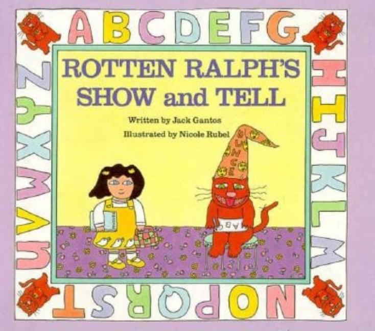 Rotten Ralph's Show and Tell