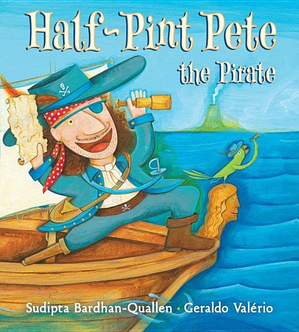 Half-Pint Pete the Pirate