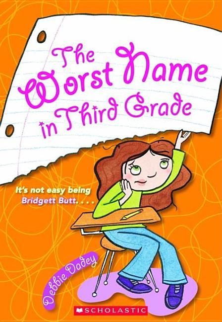 The Worst Name in Third Grade