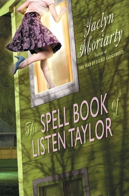 The Spellbook of Listen Taylor