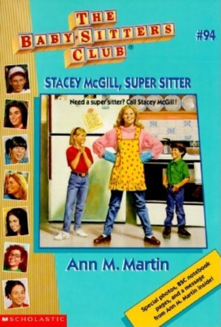 Stacey McGill, Super Sitter