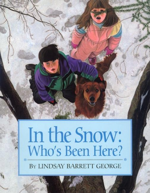 In the Snow: Who's Been Here?