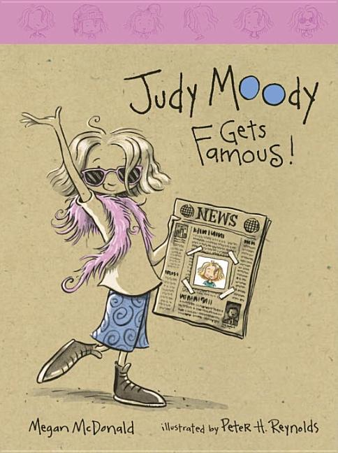 Judy Moody Gets Famous