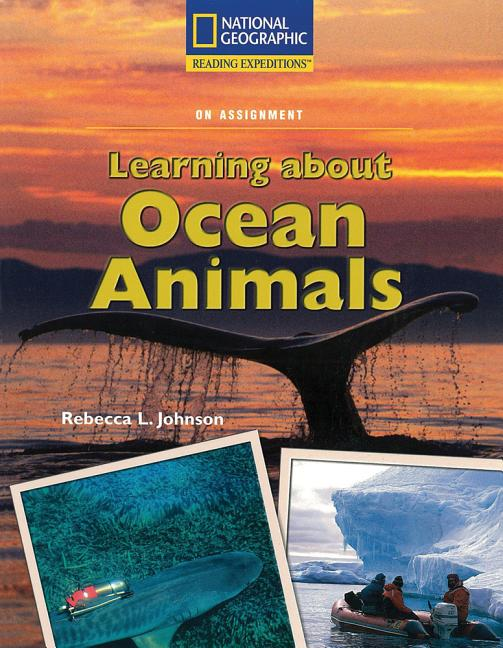 Learning about Ocean Animals