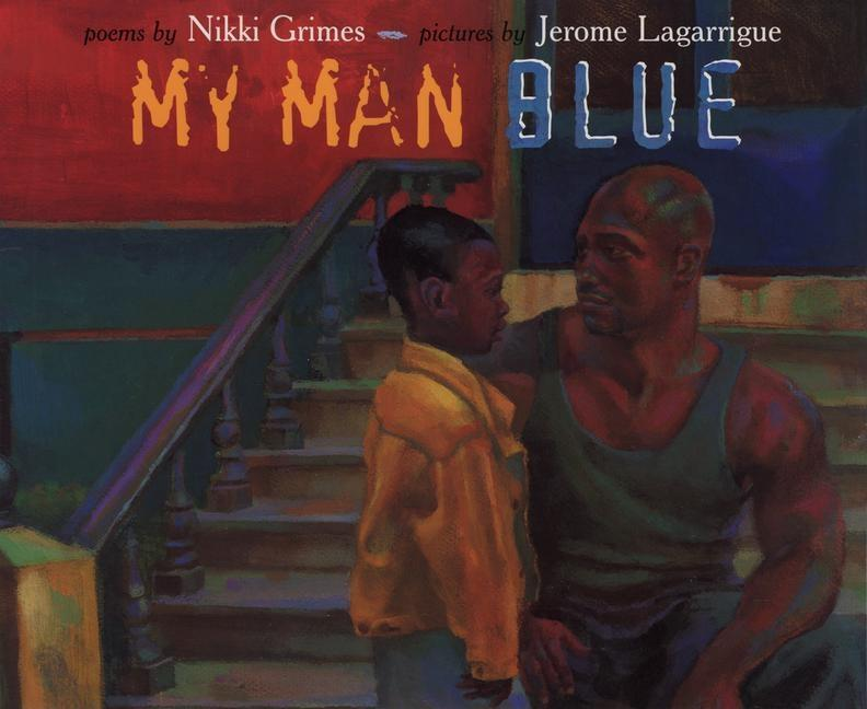 My Man Blue: Poems