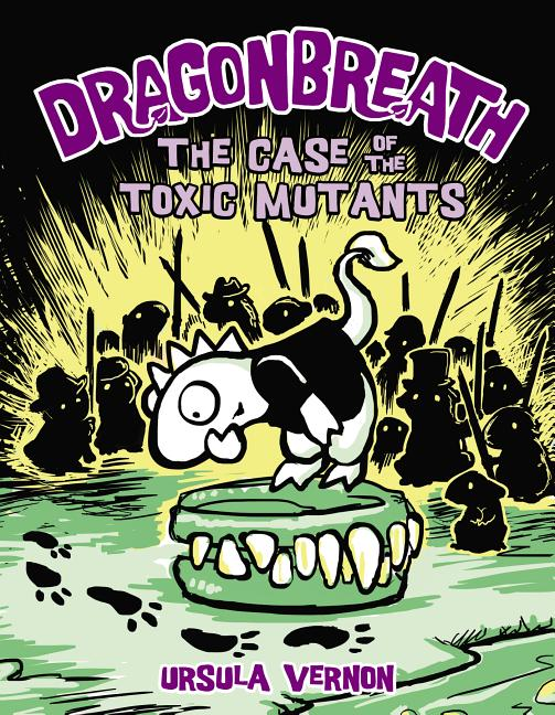 Case of the Toxic Mutants, The