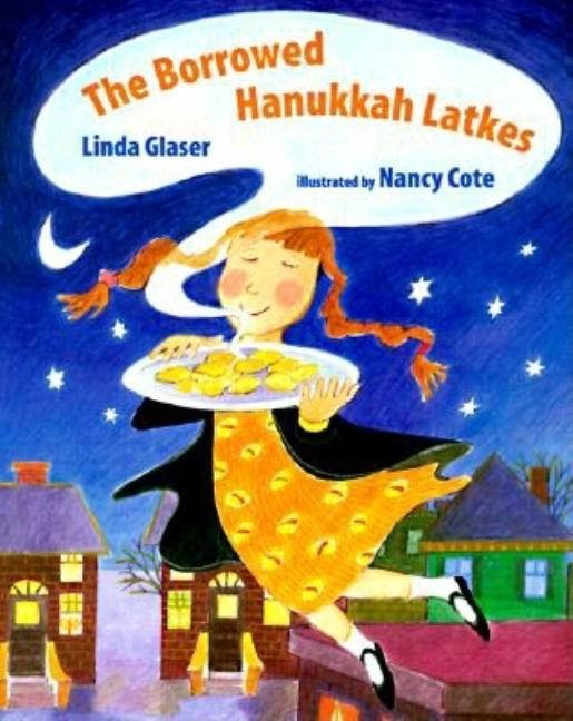 The Borrowed Hanukkah Latkes