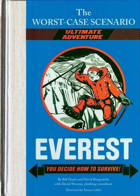 Everest: You Decide How to Survive!