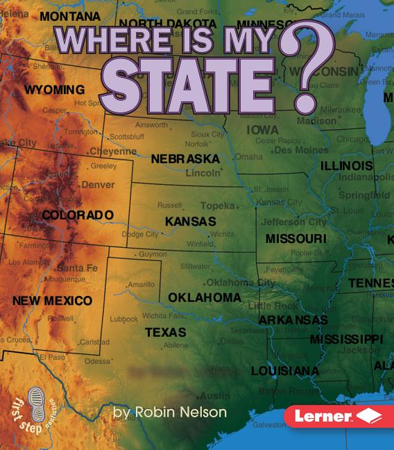 Where Is My State?