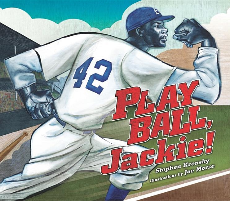 Play Ball, Jackie!