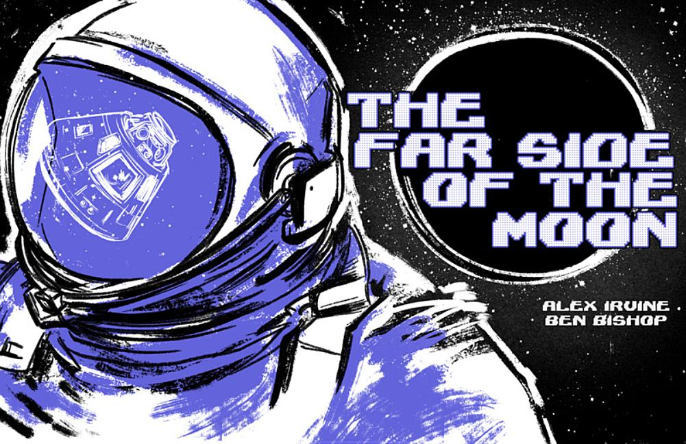 Far Side of the Moon, The: The Story of Apollo 11's Third Man