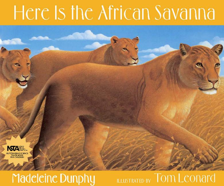 Here Is the African Savanna