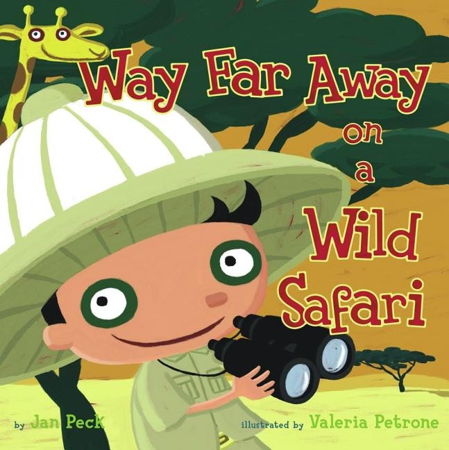 Way Far Away on a Wild Safari