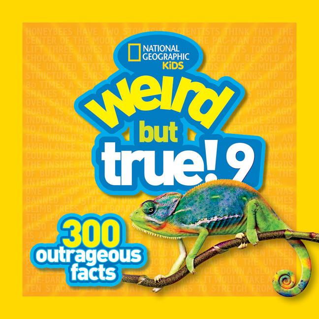 Weird But True 9!: 300 Outrageous Facts