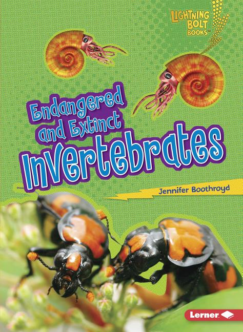 Endangered and Extinct Invertebrates