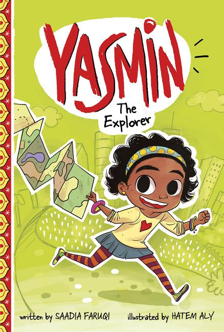 Yasmin the Explorer