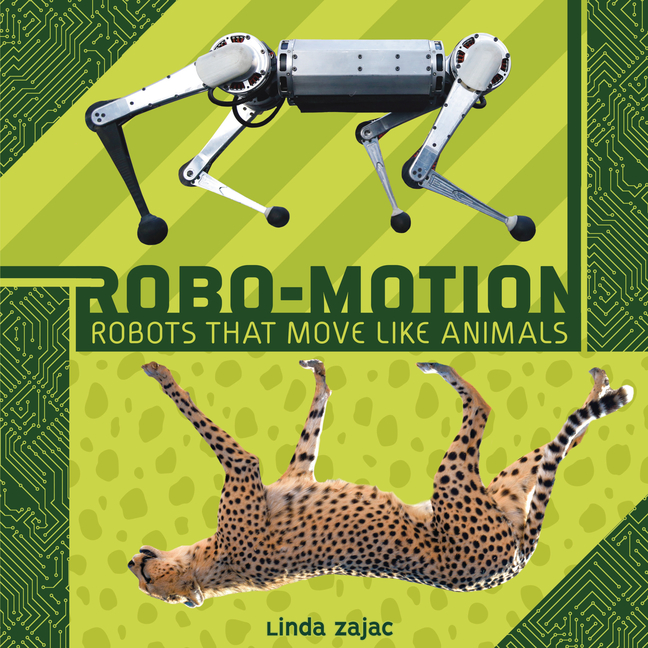 Robo-Motion: Robots That Move Like Animals
