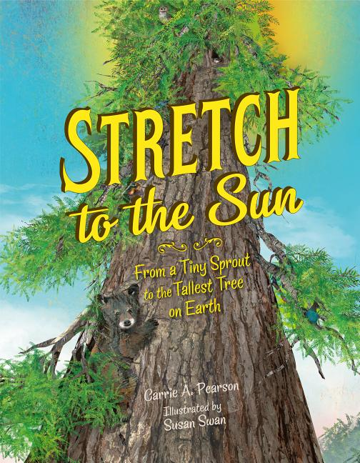 Stretch to the Sun: From a Tiny Sprout to the Tallest Tree on Earth