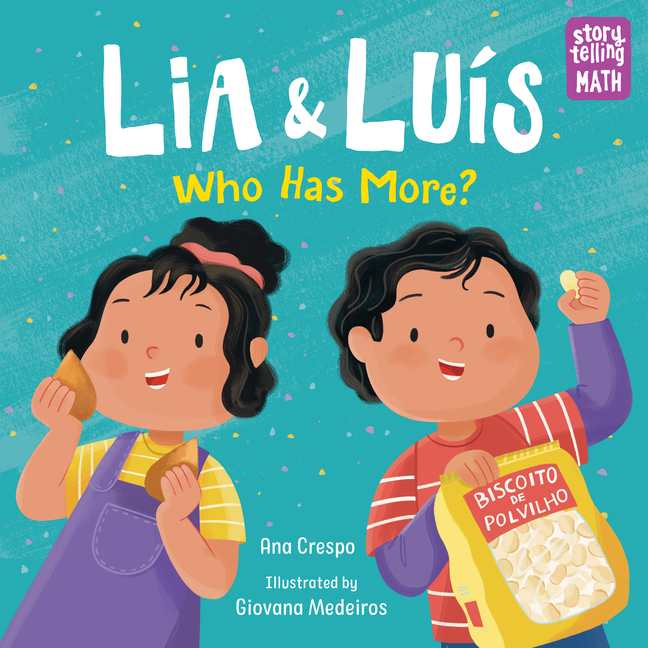 Lia & Luís: Who Has More?