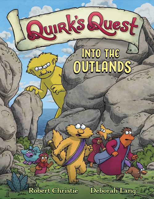 Quirk's Quest: Into the Outlands