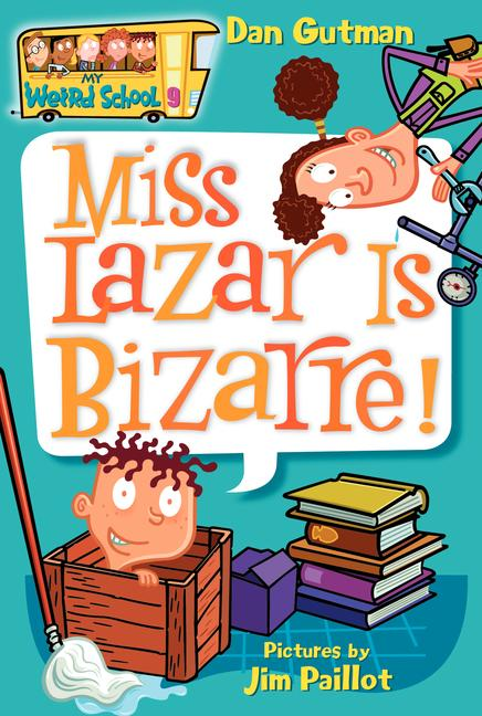 Miss Lazar Is Bizarre!