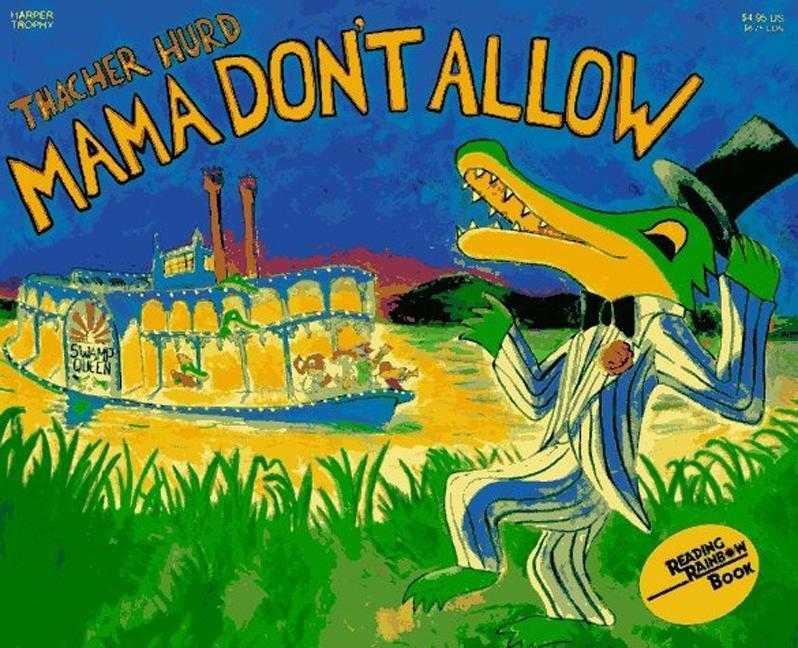 Mama Don't Allow: Starring Miles and the Swamp Band