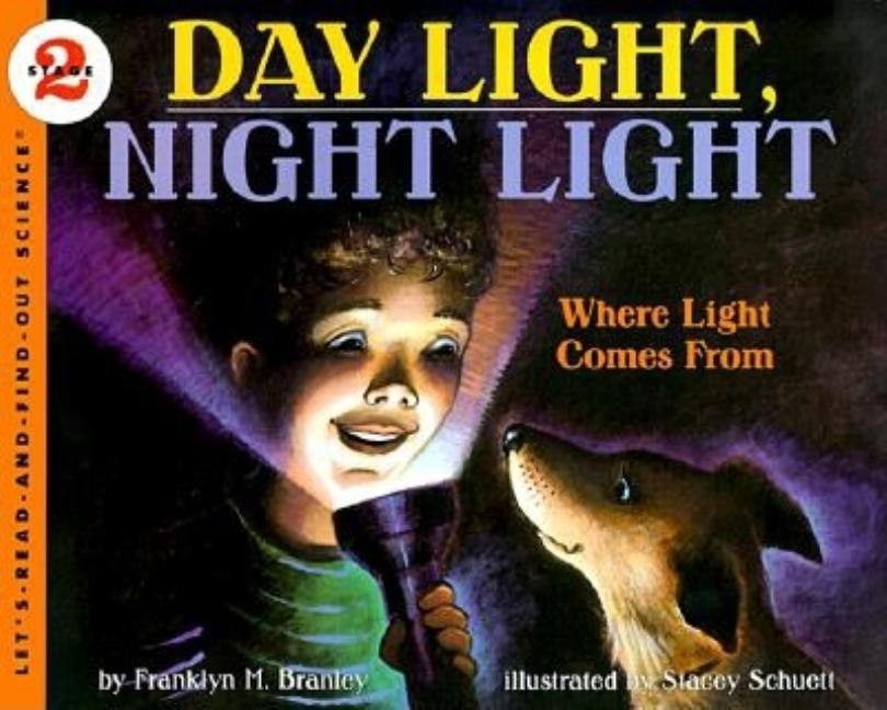 Day Light, Night Light: Where Light Comes from