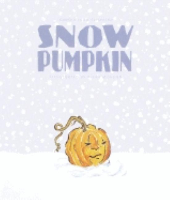 Snow Pumpkin