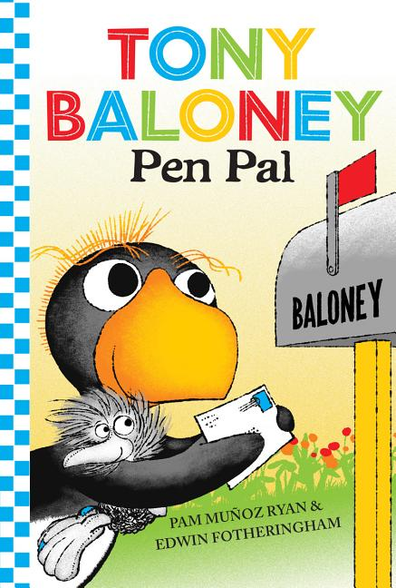 Tony Baloney: Pen Pal