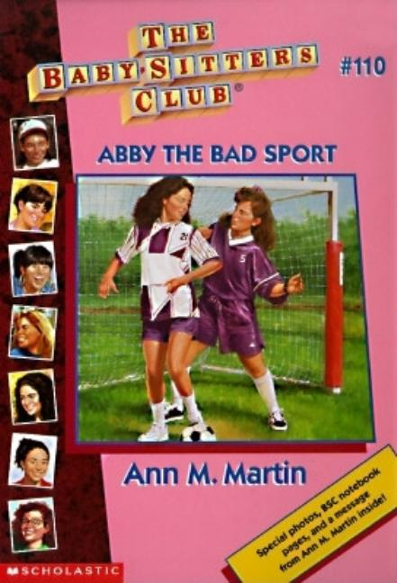 Abby the Bad Sport