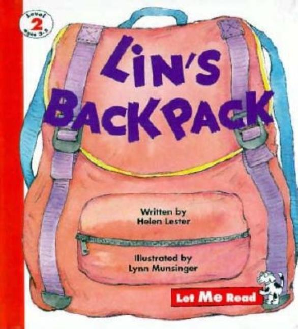 Lin's Backpack