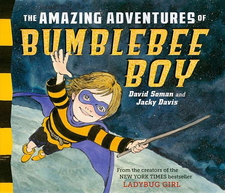Amazing Adventures of Bumblebee Boy