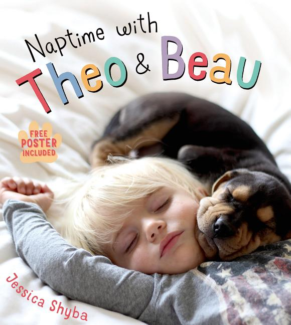 Naptime with Theo and Beau