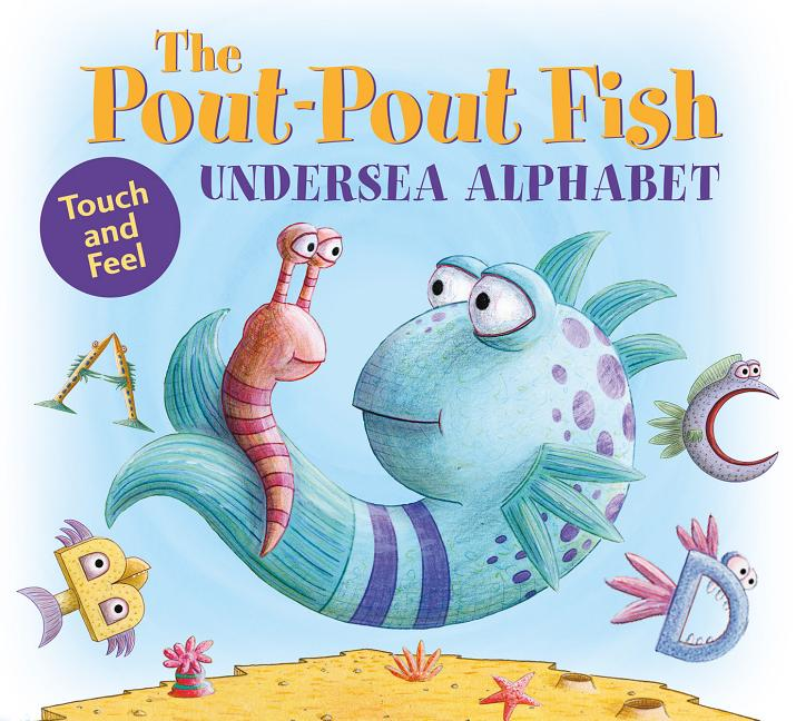 Undersea Alphabet: Touch and Feel