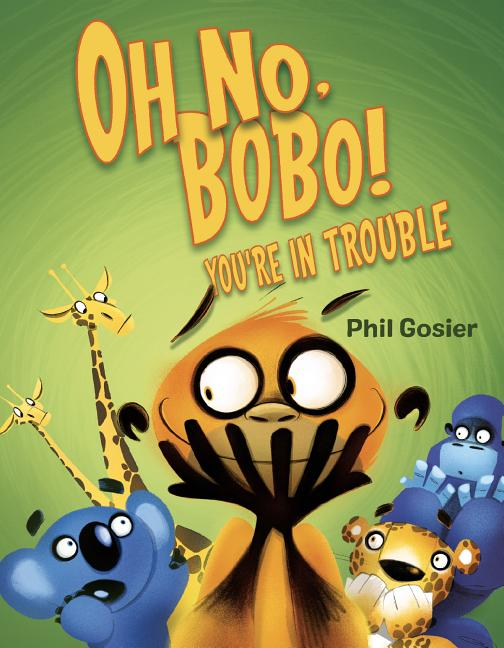 Oh No, Bobo!: You're in Trouble
