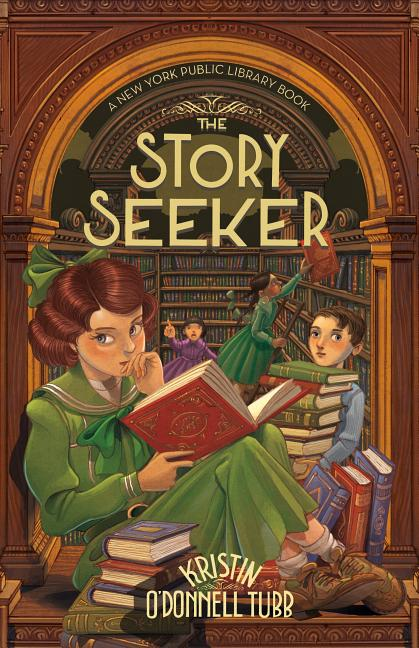 The Story Seeker: A New York Public Library Book