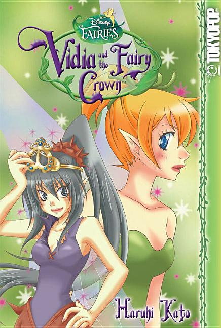 Vidia and the Fairy Crown
