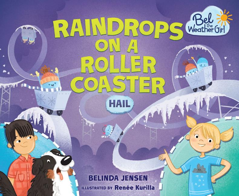 Raindrops on a Roller Coaster: Hail
