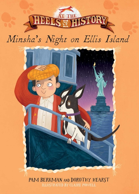 Minsha's Night on Ellis Island