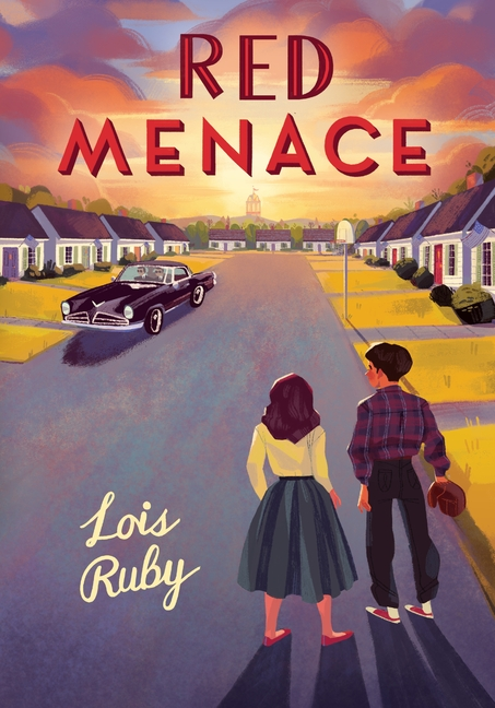 Book Cover for Red Menace