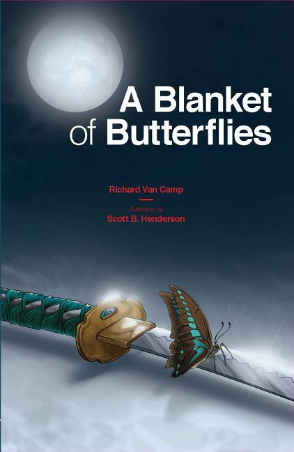 A Blanket of Butterflies