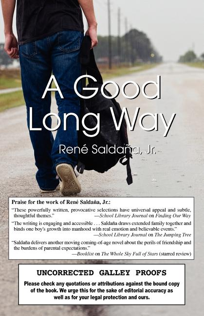 A Good Long Way