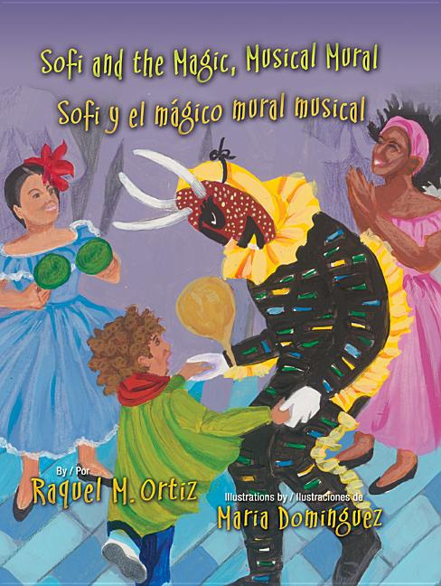 Sofi and the Magic, Musical Mural / Sofi y el magico mural musical