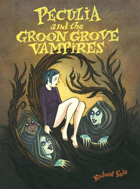 Peculia and the Groon Grove Vampires