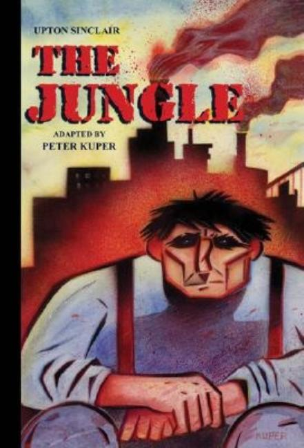 The Jungle: Graphic Novel