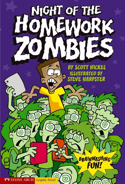 Night of the Homework Zombies