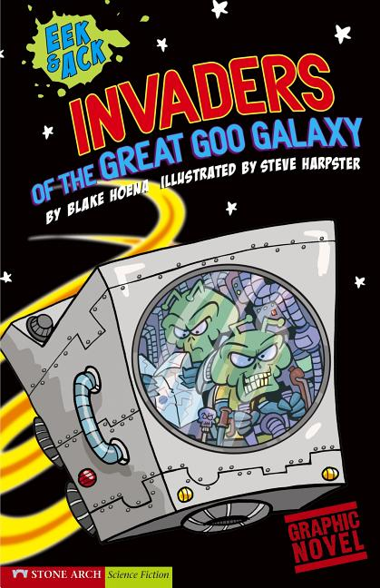 Eek & Ack Invaders from the Great Goo Galaxy