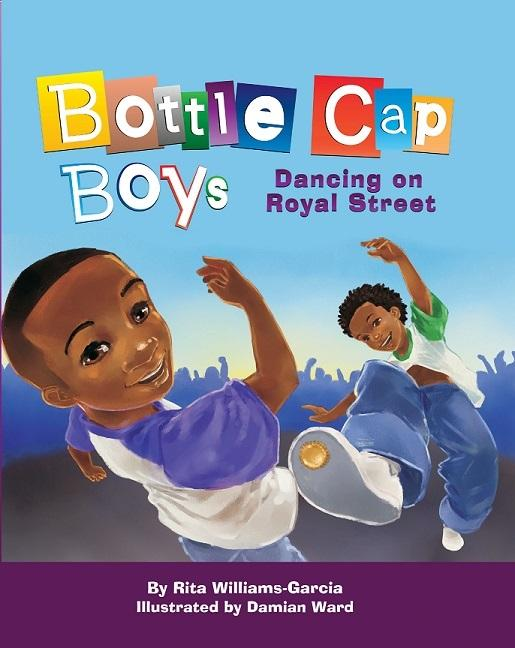 Bottle Cap Boys Dancing on Royal Street